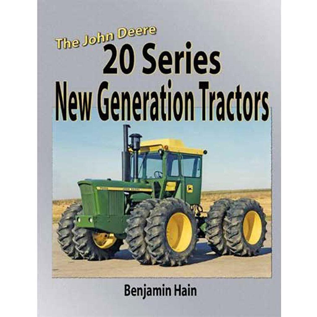 The John Deere 20 Series New Generation Tractors