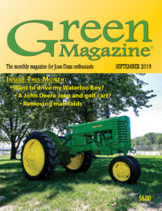Green Magazine September 2019